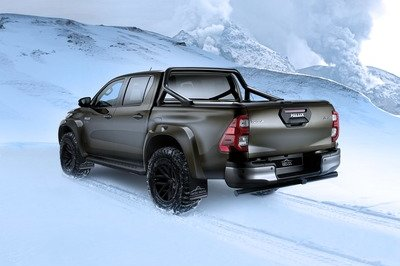 Is The Toyota Hilux AT35 a True European Competitor for the Ford Ranger Raptor?