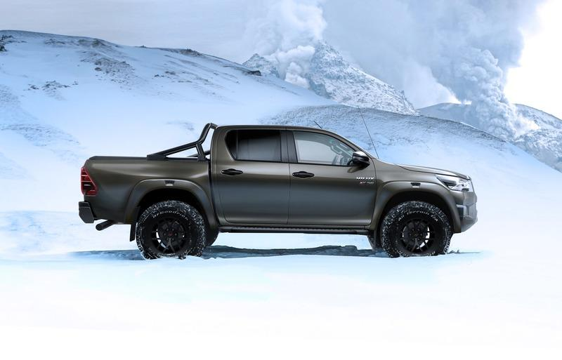 Is The Toyota Hilux AT35 a True European Competitor for the Ford Ranger Raptor? Exterior Wallpaper quality - image 969268