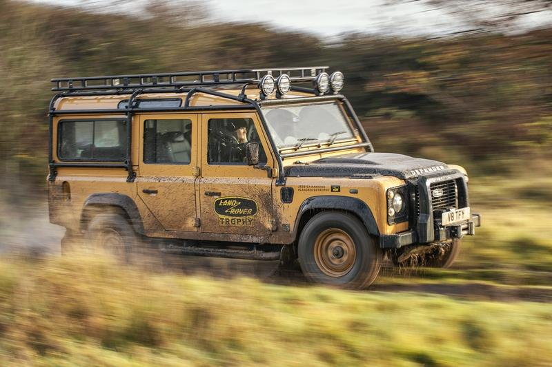 2021 Land Rover Defender Works V8 Trophy