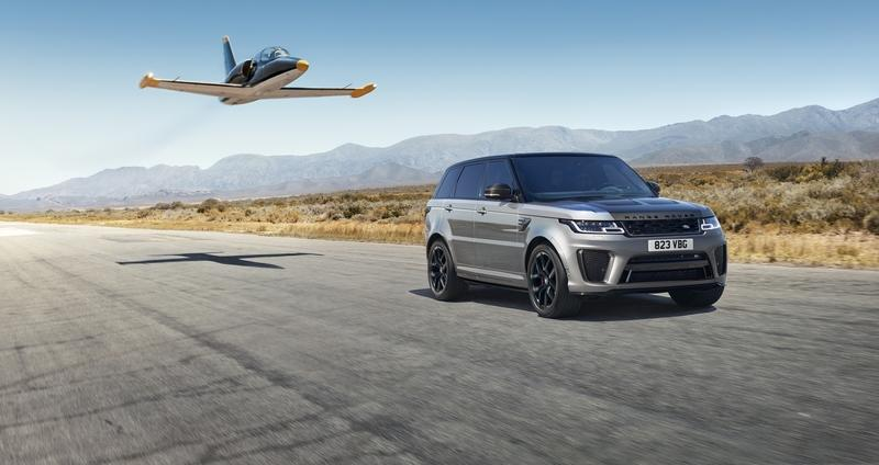 Land Rover Range Rover Sport Exterior Wallpaper quality - image 973733