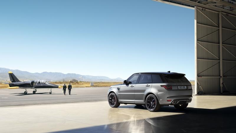 Land Rover Range Rover Sport Exterior - image 973734