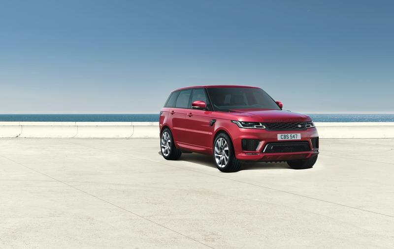 Land Rover Range Rover Sport Exterior - image 973746