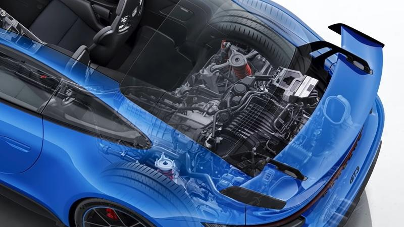 Learn Why the Porsche 911 GT3's Engine Is a Masterpiece of Modern Design - image 973269