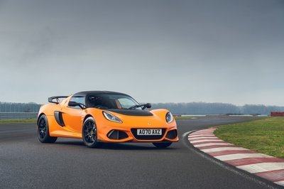 2021 Lotus Exige and Elise Final Edition