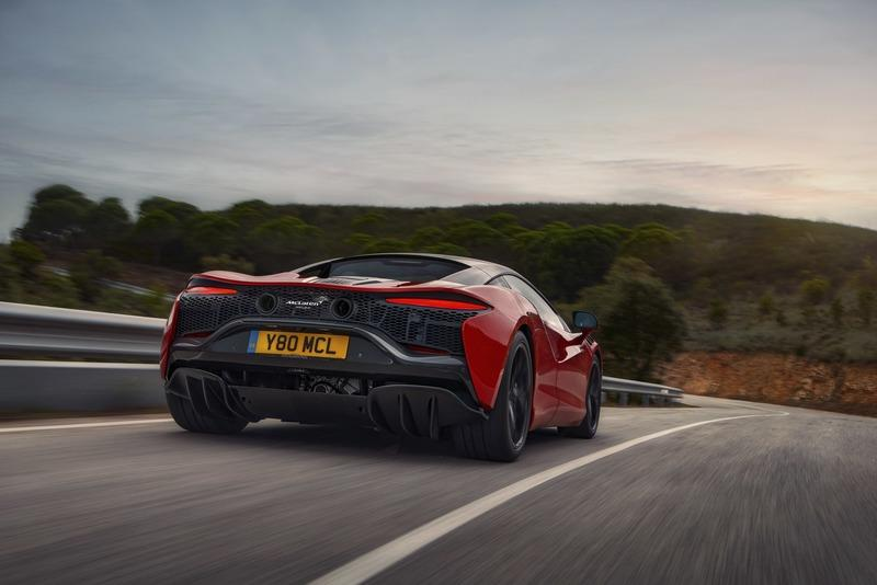 McLaren Artura - The Plug-In Hybrid Supercar Without a Reverse Gear! Exterior Wallpaper quality High Resolution - image 971423