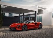 McLaren Artura - The Plug-In Hybrid Supercar Without a Reverse Gear! - image 971417