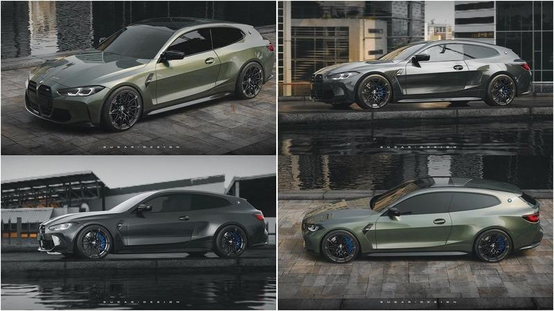 Now We're Convinced That BMW Needs to Build an M4 Shooting Brake