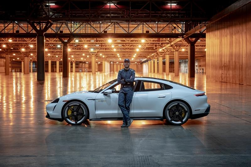 Porsche Continues Its Ridiculous Record Streak With the Taycan - image 970254