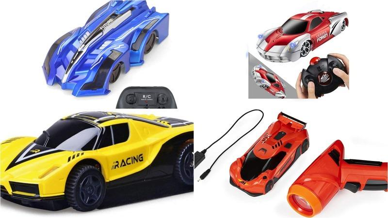 The Best Wall-Climbing RC Cars