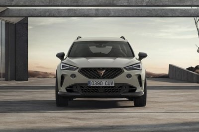 The Cupra Formentor VZ5 Is All Audi Heart With Cupra Design