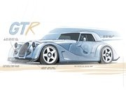 The Morgan Plus 8 GTR Special Edition Is Going To Be Epic - image 972063