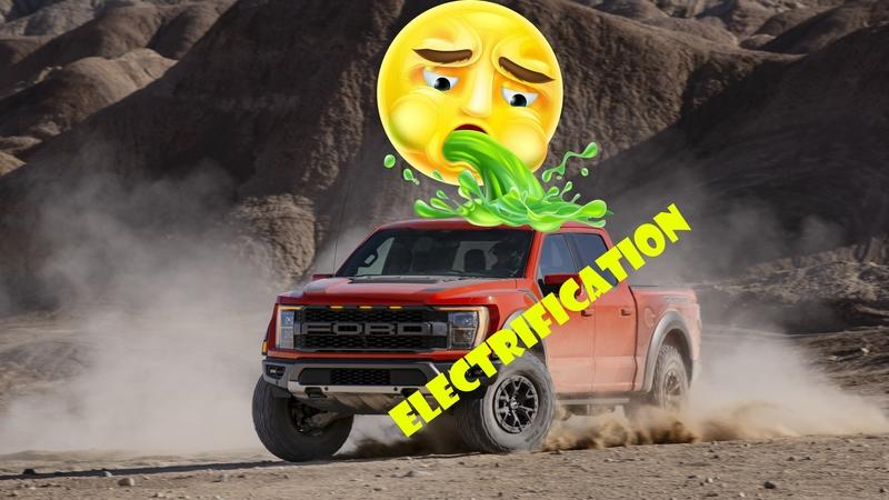 The New Ford F-150 Raptor Is Allergic to Electrification