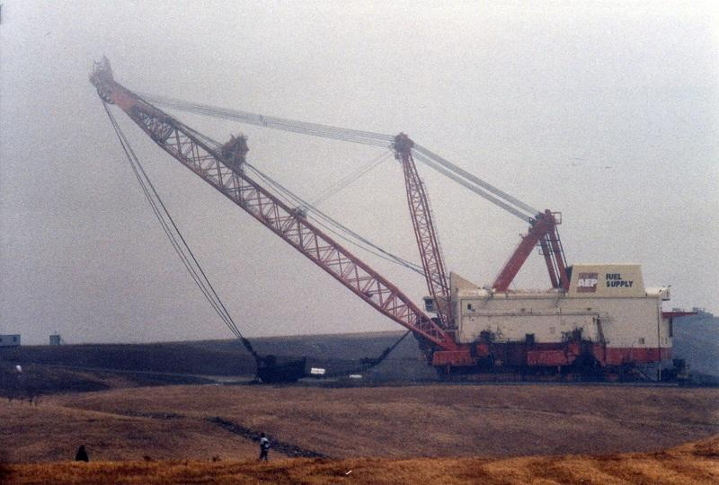 The Story of Big Muskie - The Largest Walking Dragline Ever Made