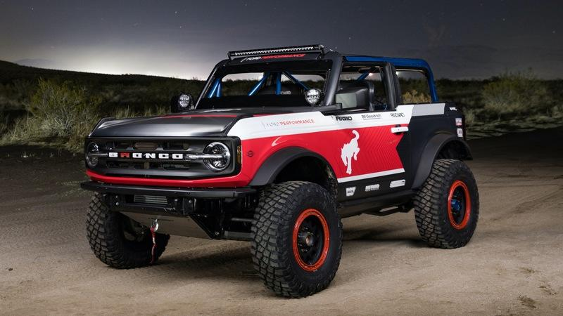 This Bronco 4600 Ultra4 Is What The Bronco Was Meant to Be From The Start