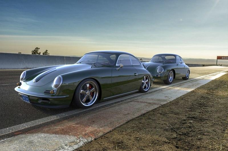 This Porsche 356 Restomod on a 911 Chassis Is Exactly What Porsche Needs to Do