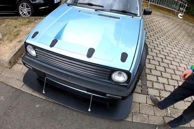 This Volkswagen Golf Mk. 2 Puts Every Porsche On The Planet To Shame
