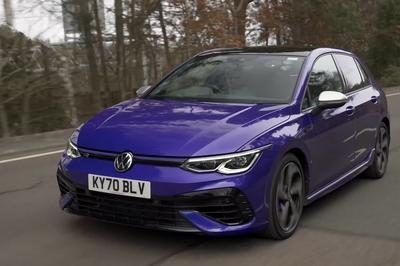 0-60 MPH In 4 Seconds? That's Seriously the 2021 Volkswagen Golf R