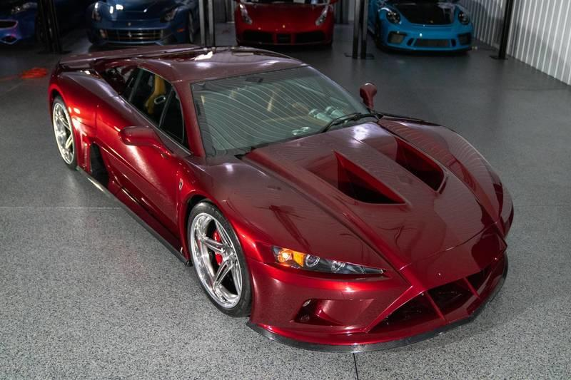 2014 Falcon F7 - The Supercar You Didn't Know Existed