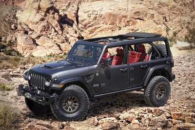 2021 Easter Jeep Safari Concepts