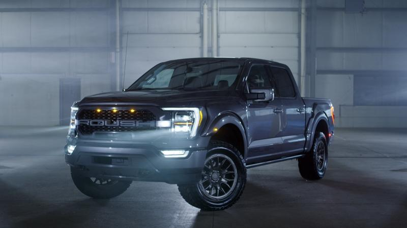 2021 Ford F-150 by Roush Performance