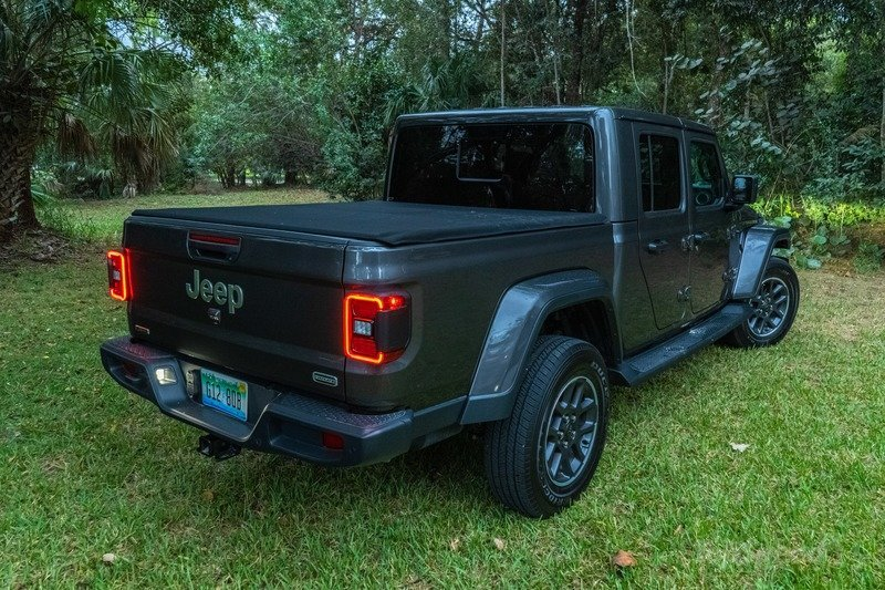2021 Jeep Gladiator Diesel - Driven Exterior - image 975337