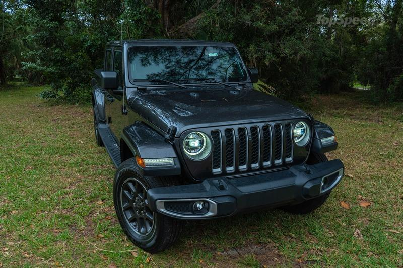 2021 Jeep Gladiator Diesel - Driven Exterior - image 975424
