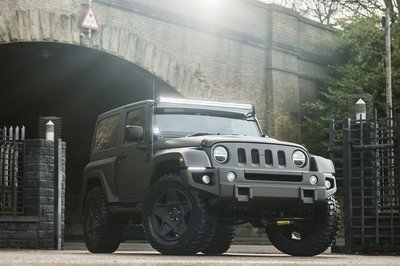 2021 Jeep Wrangler Black Hawk Expedition by Chelsea Truck Company