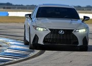 2022 Lexus IS 500 F Sport Performance Launch Edition - image 978078