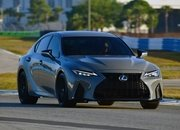 2022 Lexus IS 500 F Sport Performance Launch Edition - image 978083