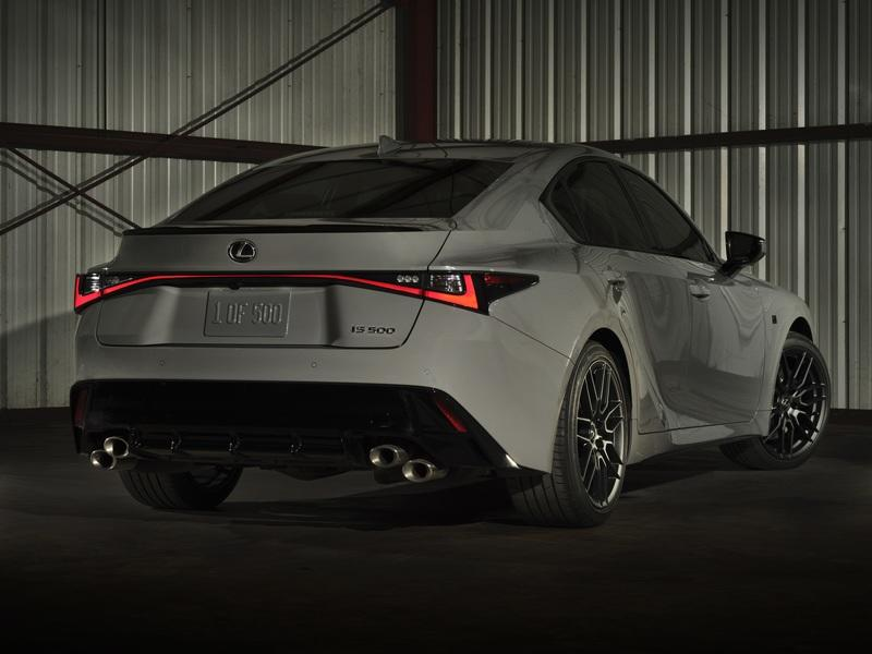 2022 Lexus IS 500 F Sport Performance Launch Edition Exterior - image 978065