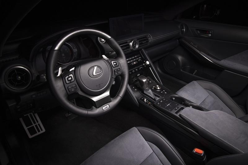 2022 Lexus IS 500 F Sport Performance Launch Edition Interior - image 978071