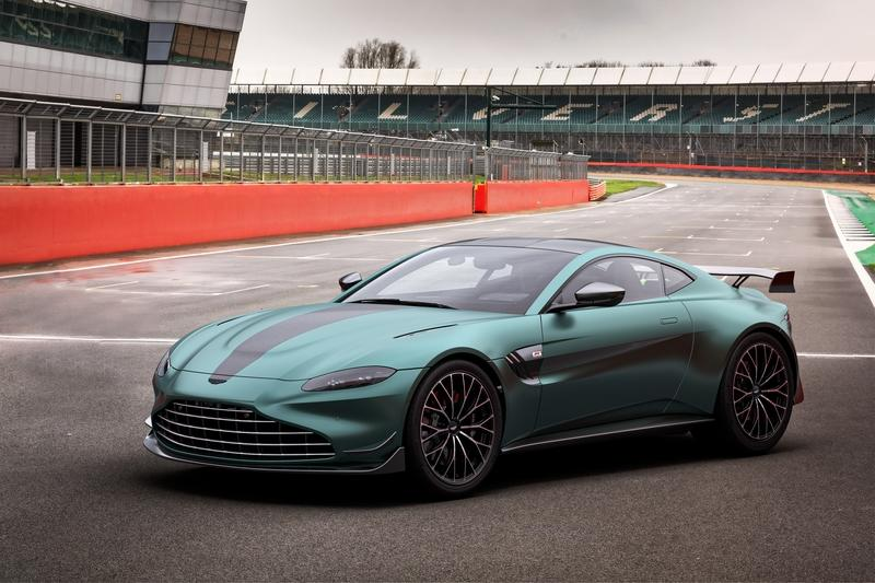 2021 Aston Martin Vantage F1 Edition Exterior Wallpaper quality High Resolution - image 978018