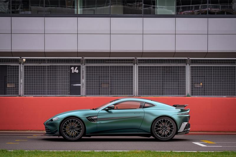 2021 Aston Martin Vantage F1 Edition Exterior Wallpaper quality High Resolution - image 978019