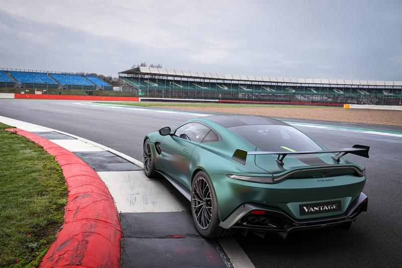 2021 Aston Martin Vantage F1 Edition Exterior Wallpaper quality High Resolution - image 978020