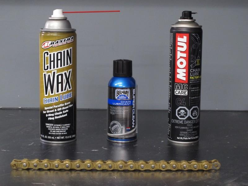 Best Motorcycle chian lubes for 2021