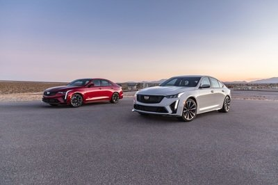 Cadillac Will Make More Blackwing Models, But SUVs Are Off The Table