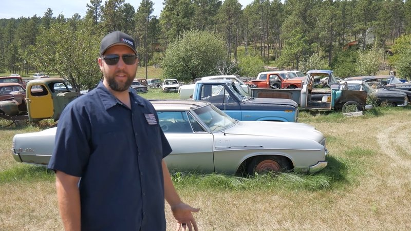 Can an Abandoned 1968 Buick LeSabre Start and Drive After Sitting 26 years?