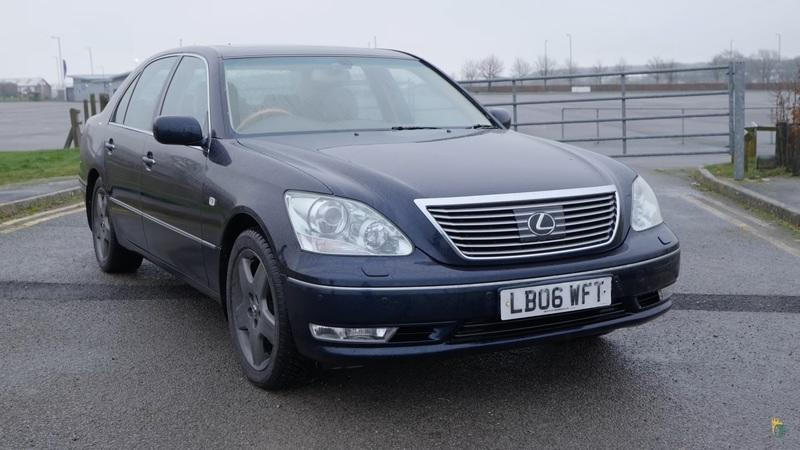 Can An Old Lexus Really Give You A V8 With Luxury and Reliability?