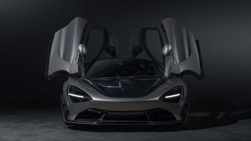 Check Out All The Carbon Fiber On This McLaren 720S by SWAE Exterior - image 974016
