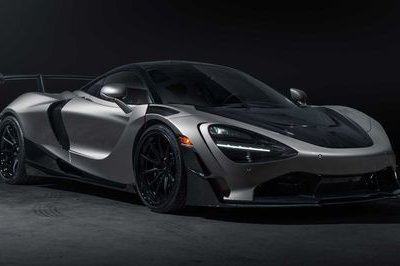 Check Out All The Carbon Fiber On This McLaren 720S by SWAE
