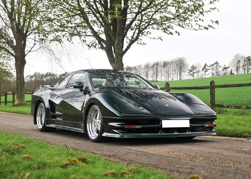 Everything we know about the 1994 Lister Storm V-12
