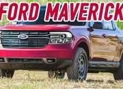 Everything You Need to Know About the New 2022 Ford Maverick Pickup - image 979792