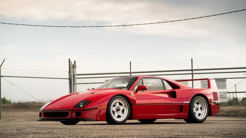 Ferrari F40 - A Car With Heritage And a Few Secrets Exterior - image 979001
