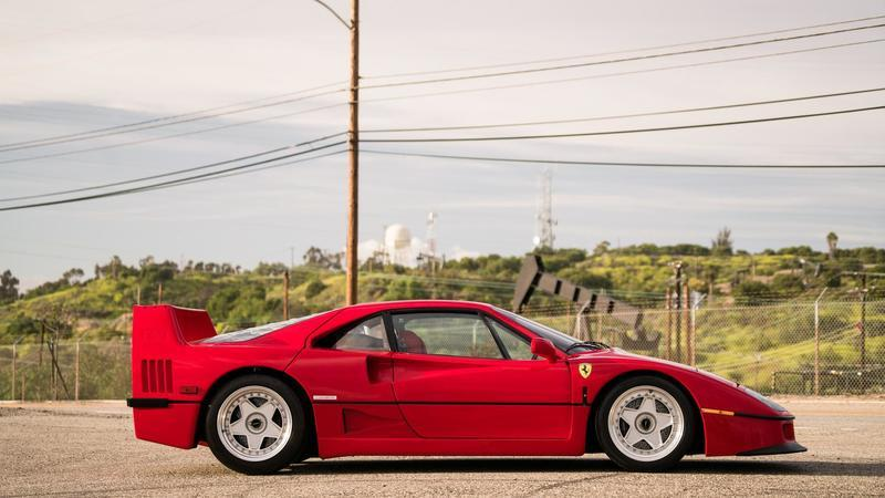 Ferrari F40 - A Car With Heritage And a Few Secrets Exterior - image 979002