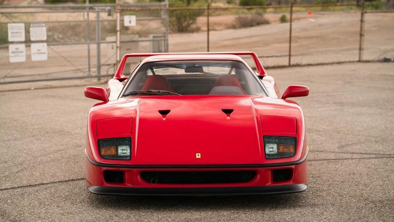 Ferrari F40 - A Car With Heritage And a Few Secrets Exterior - image 979000
