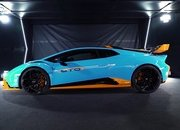 Here's Your First Real Look At the Lamborghini Huracan STO - image 974400