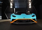 Here's Your First Real Look At the Lamborghini Huracan STO - image 974403