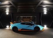 Here's Your First Real Look At the Lamborghini Huracan STO - image 974404