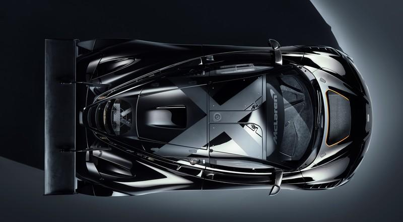 Learn Everything You Need to Know about the McLaren 720GT3X Exterior - image 977308