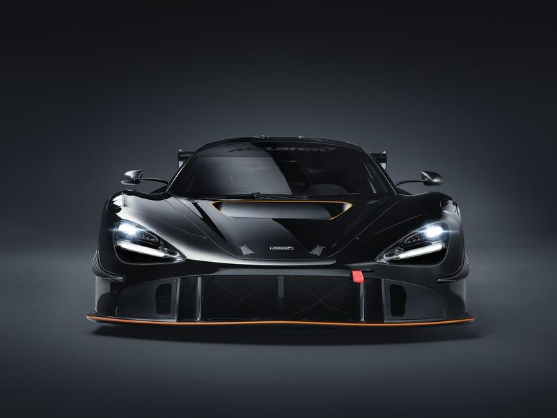 Learn Everything You Need to Know about the McLaren 720GT3X Exterior - image 977309
